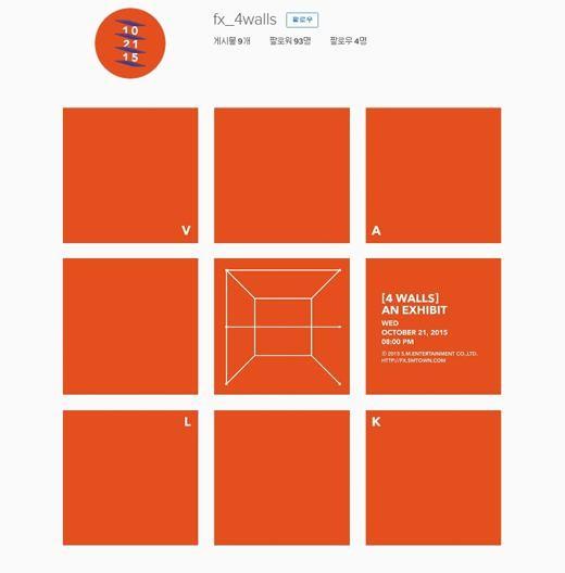 """f(x) Rumoured 4th Album """"Maze"""""""