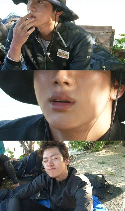 BTS (#방탄소년단) #Jin (#진) and #Gongmyeong (#공명) , How