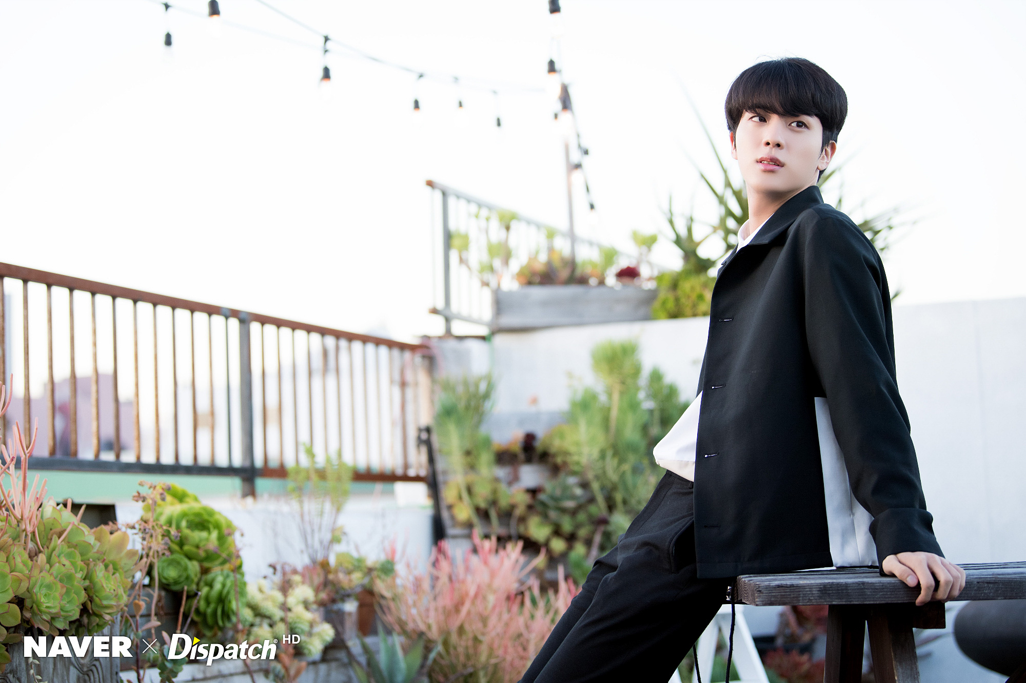 Picture Bts Jin 5th Debut Anniversary Party 180620