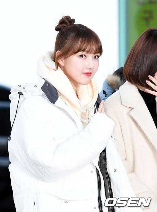 [사진]여자친구 예린,'사람이야? 인형이야?'