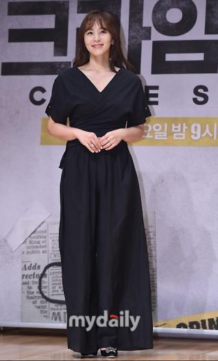 [MD포토] 박지윤, '내가 진짜 추리의 여왕'